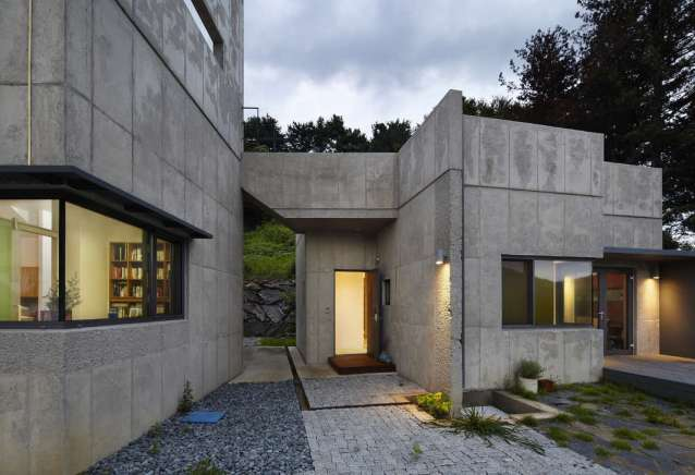 House of Recognize and Happiness by Studio Gaon, Gapyeong-gun, South Korea