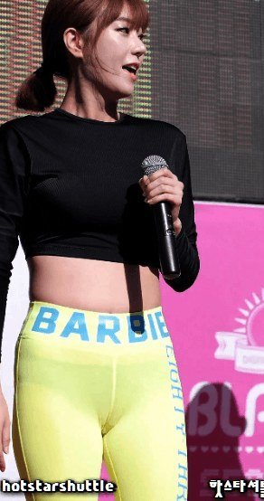 Are girl groups going too far with their outfits?