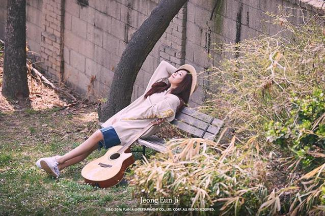 Image: Apink Jung Eunji / Plan A Entertainment
