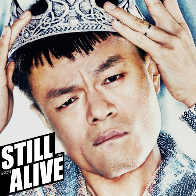 Image: J.Y. Park Still Alive / JYP Entertainment