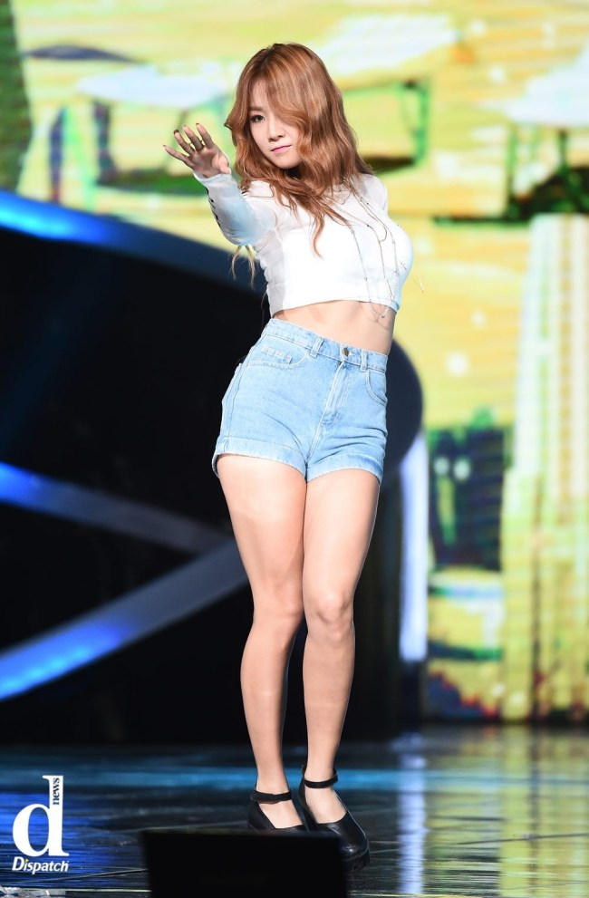 Image: SISTAR Soyou / Dispatch