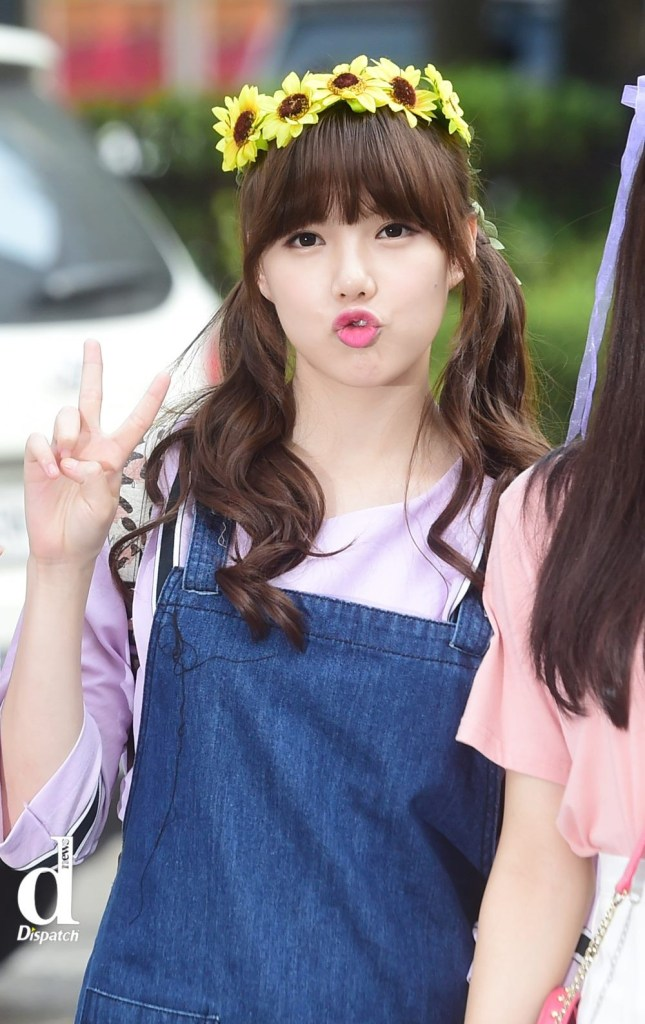 Image: G-Friend Yerin / Dispatch