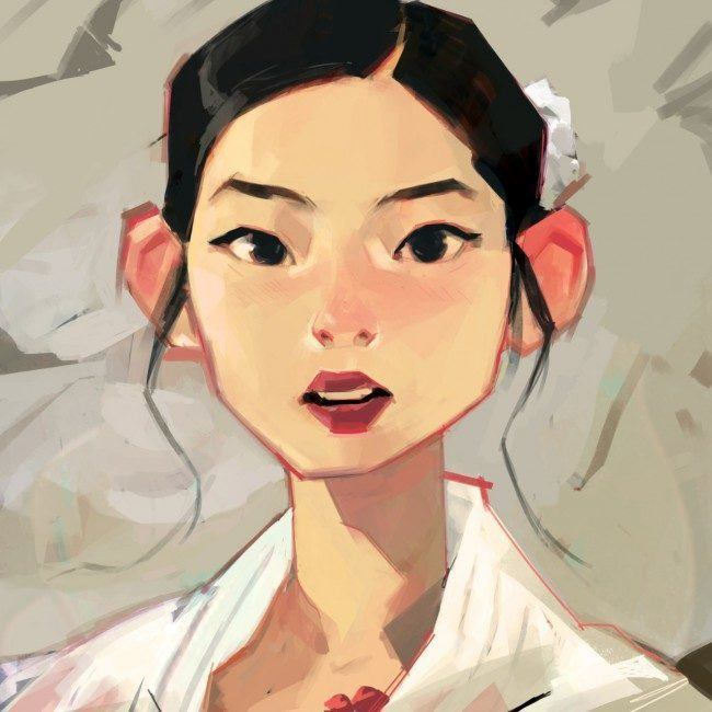 Dahyun Twice Beautiful Girl Wallpaper K Pop Fan Draws Beautiful Disney Style Portraits Of Twice