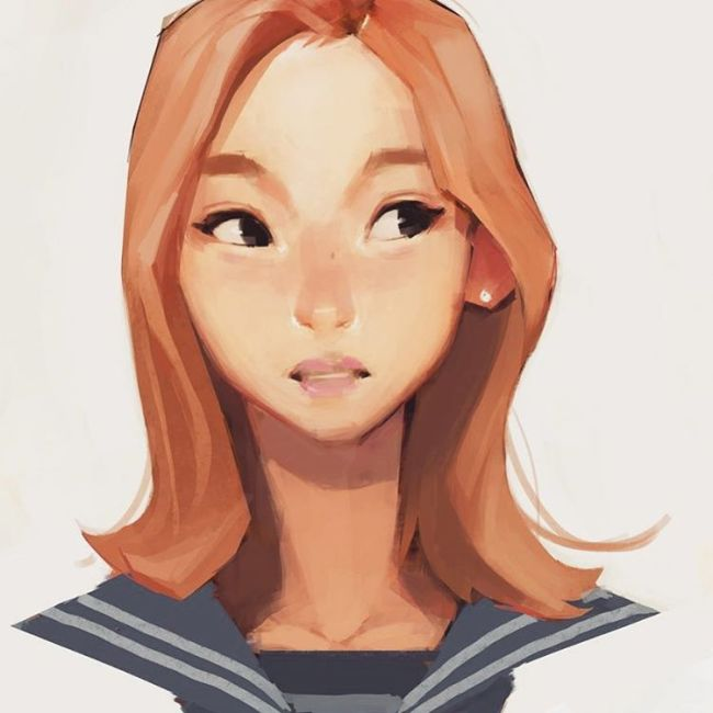 TWICE Mina / Drawing by Samuelyounart@Tumblr