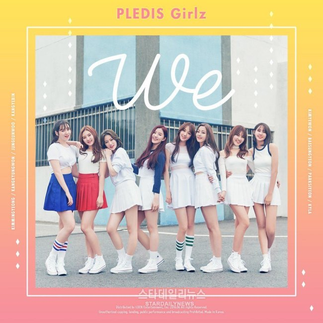 Pledis Girlz We / Pledis Entertainment