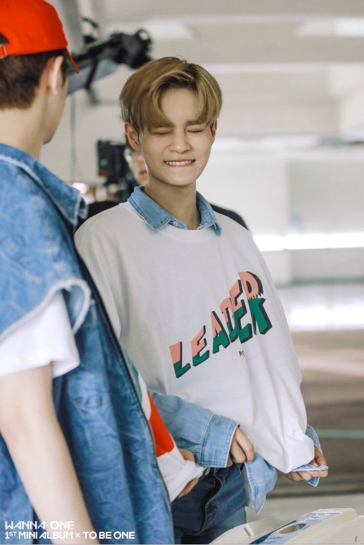 Cute Bts Wallpapers 9 Photos That Prove Wanna One Daehwi Is Actually An Otter