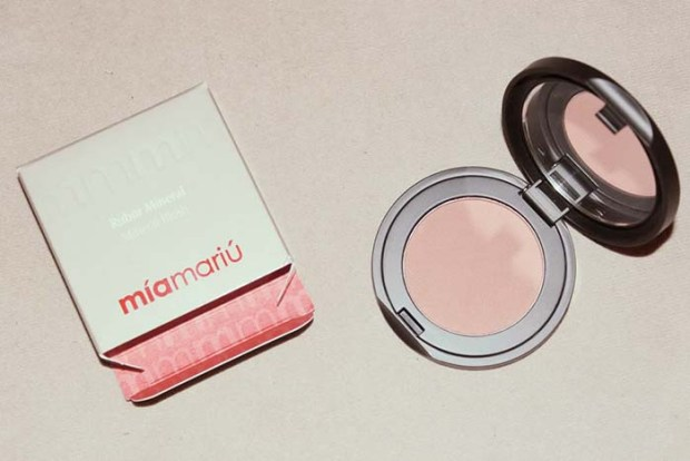Mia Mariu Mineral Cosmetic Blush