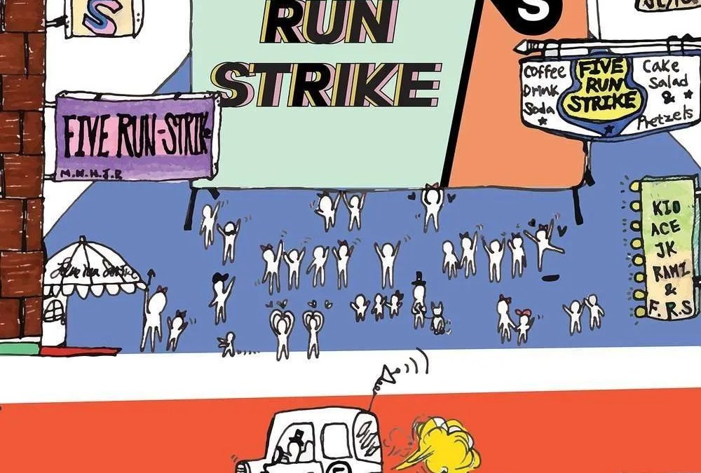 Five Run Strike : Can You Hear Me