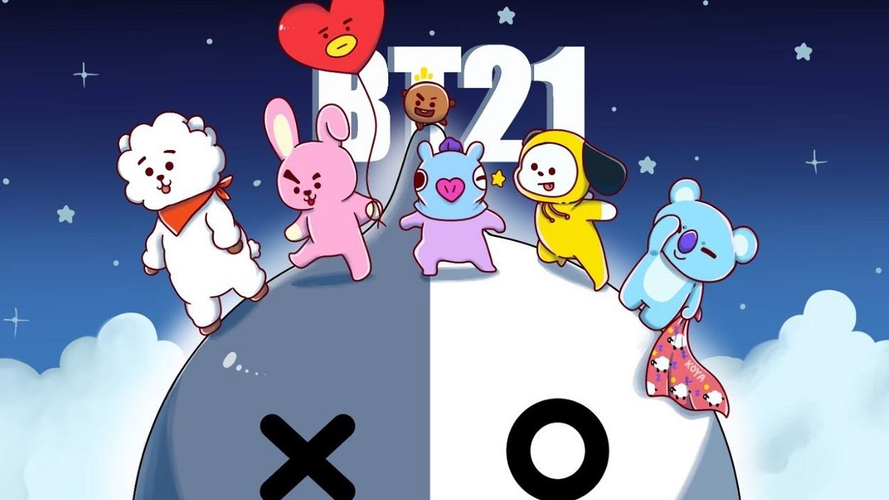Cute Bts Drawings Wallpaper Bts Lan 231 A Produtos Em Seul E Nova Iorque Koreapost