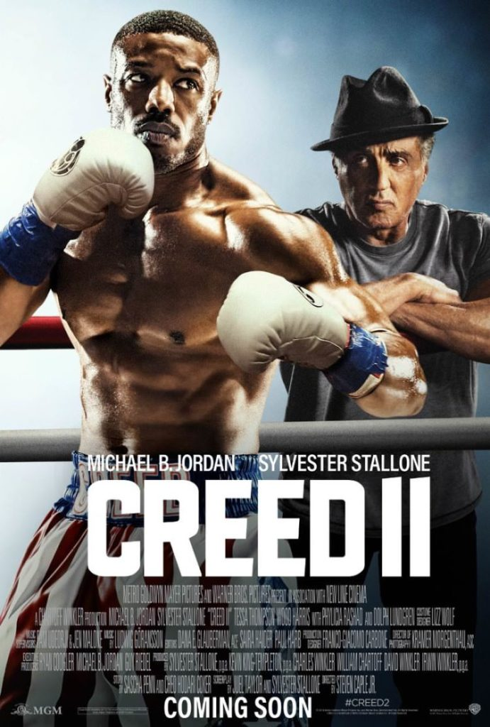 Boxing Ring Wallpaper Hd Creed Ii Movie Review Korsgaard S Commentary