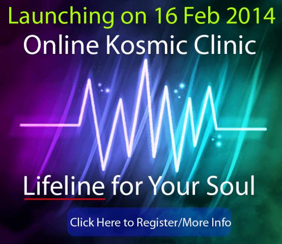 Online Kosmic Clinic Register