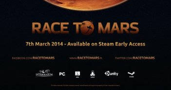 Race to Mars available on Steam Early Access / Credits: Intermarum