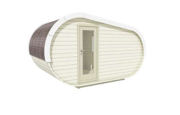 camping pod oval