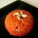 Carrot Halwa Recipe – Gajar ka Halwa Recipe – Microwave Version