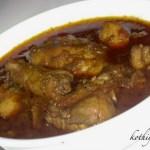 Spicy Chicken Curry – My Version | Kothiyavunu Special Chicken Curry