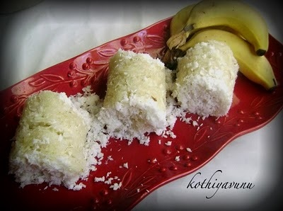 Kappa Puttu Recipe | Steamed Tapioca – Cassava – Yuca Recipe