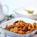 Kapplanga (Omakka) Ularthu Recipe – Papaya Stir Fry Recipe