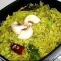 Koon Mutta Thoran /Mushroom Egg Stir Fry