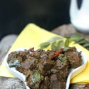 Mutton Liver Pepper Fry Recipe – Mutton Liver Varattiyathu
