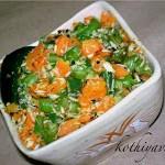 carrot beans thoran  kothiyavunu.com