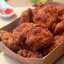 Fried Chicken Nuggets -Homemade Chicken Bites