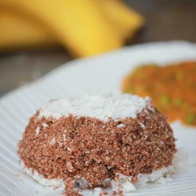 Ragi Puttu Recipe – Kerala Finger Millet Puttu