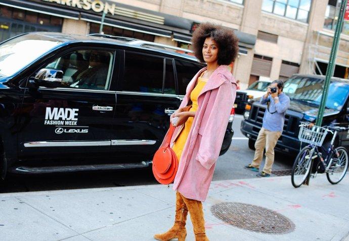 spring 2016 fashion weeks afros