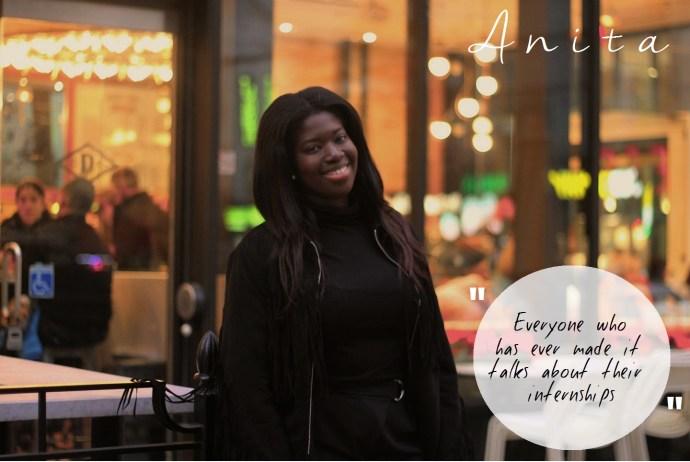 How to survive an internship - Anita EDIT 2.1