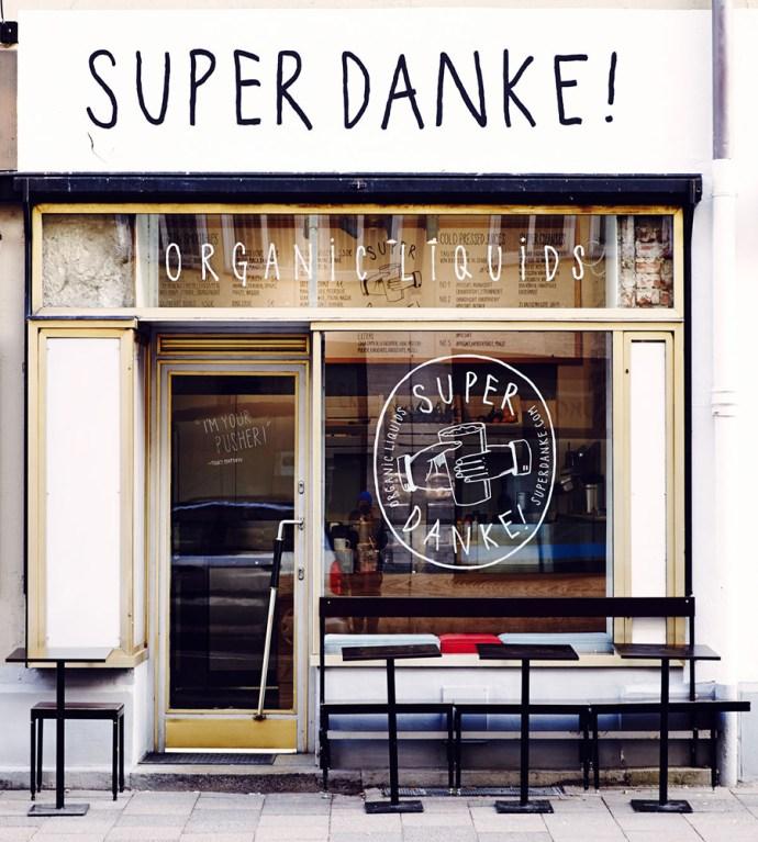 best coffee shops super danke