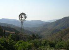 Cyprus Windmill