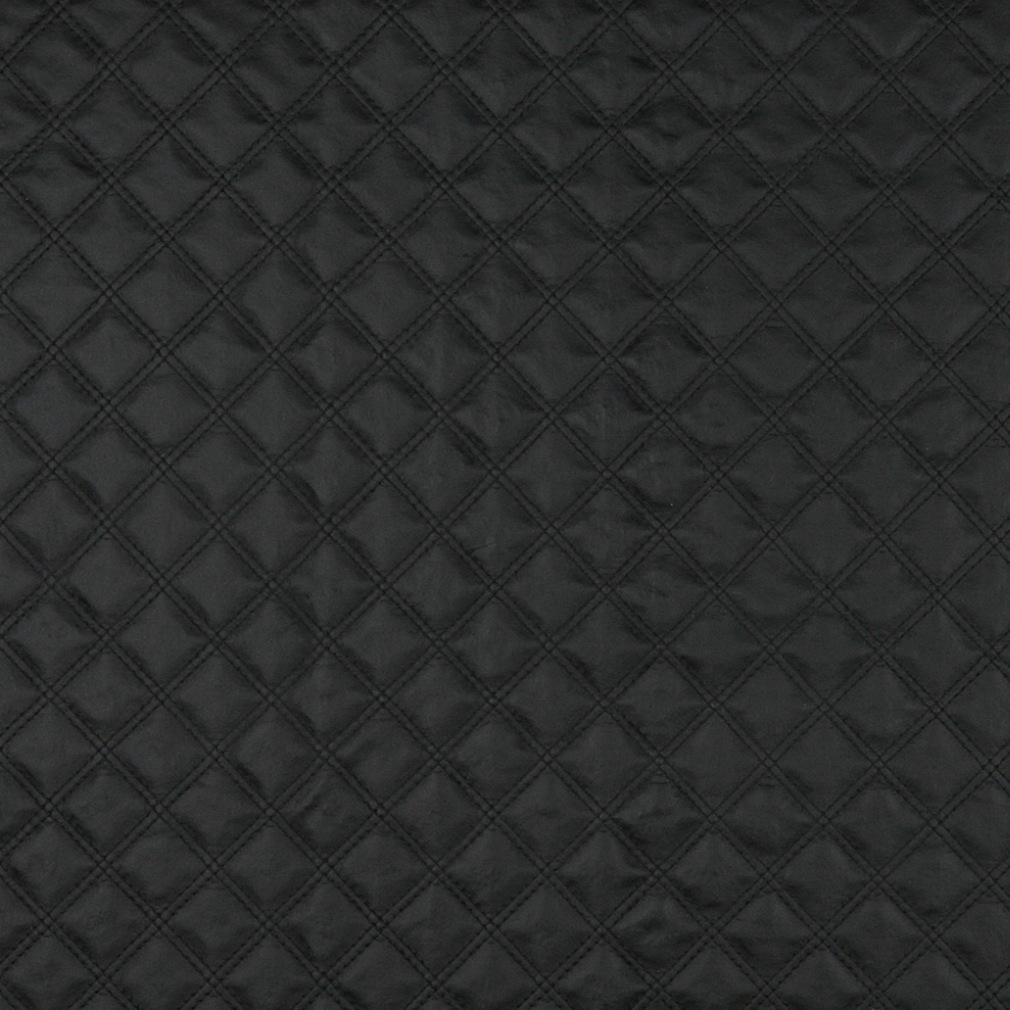 Black White And Silver Striped Wallpaper Jet Black Metallic Tufted Squares Stitch Texture