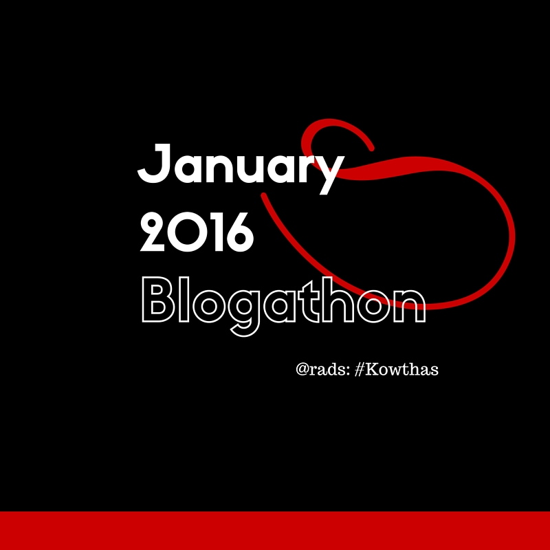 Blogathon by Kowthas