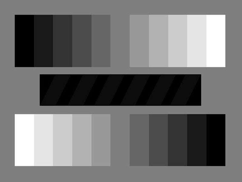 Gray Chip Chart