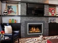 Lighting A Gas Fireplace Insert   Lighting Ideas