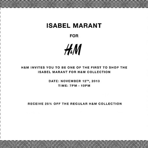 Isabel-Marant-HM-Launch-Party