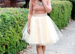 Holiday Tulle