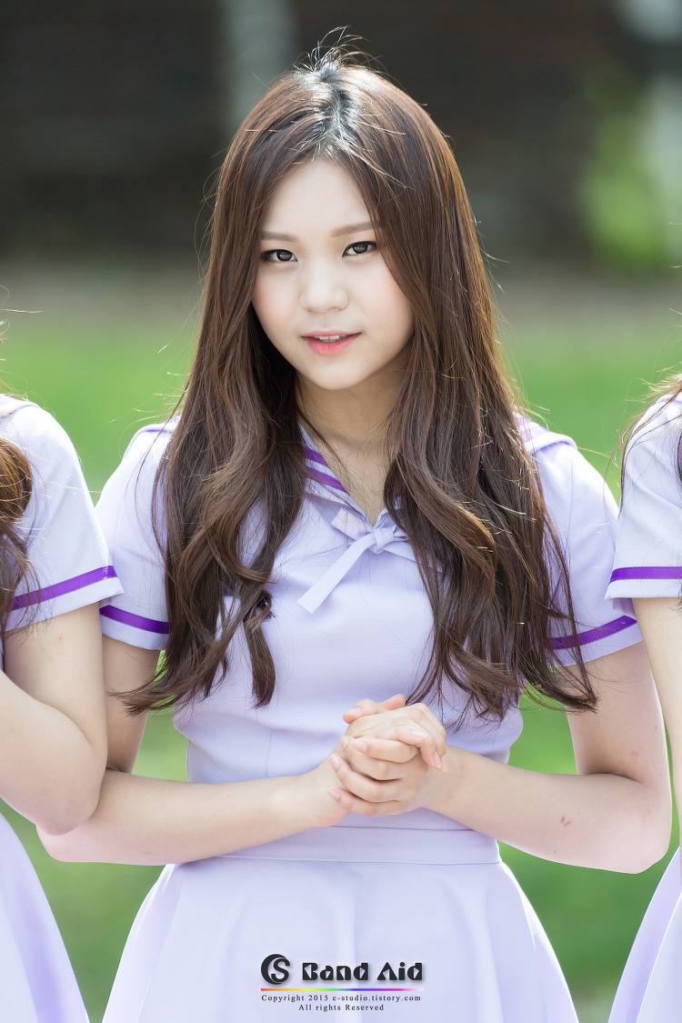Purple Wallpaper Hd Umji Profile Kpop Music