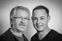 Andreas Willems und Dirk Jochmann