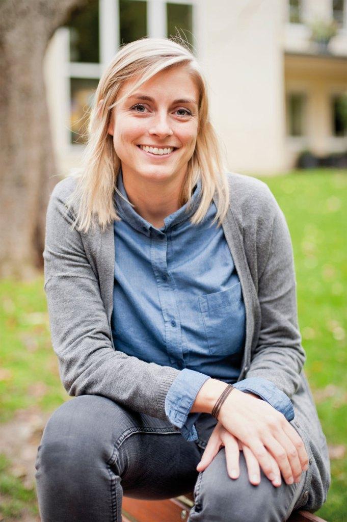 Leiterin des Bereichs Pflegekinder Sarah Haurand