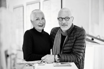 Inga Fu und Walter Ziegler
