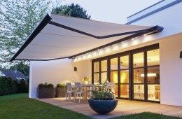 Terrasse, Sonnenschutz, Wetterschutz