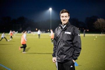 Pierre AnbergenTalentförderung, Fußballkreis Kempen-Krefeld