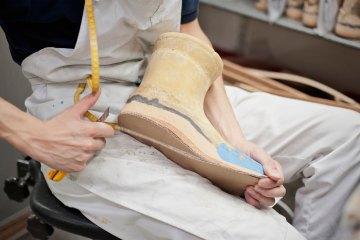 """""""Um die Zukunft unseres Betriebes mache ich mir keine Sorgen!"""" - Orthopädie-Schuhtechnik Jordan"""