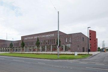 Pilgerstätte der etwas anderen Art: Die neue Hauptwache der Krefelder Feuerwehr
