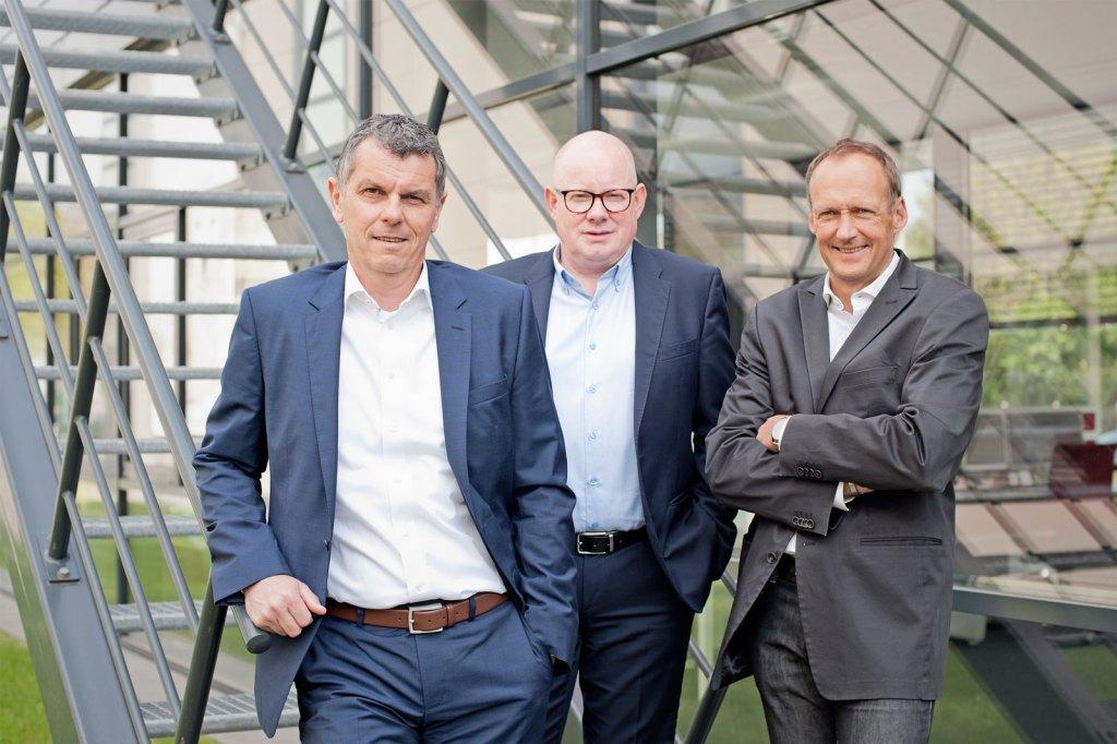 Thilo Kühne, JosefBosch, Dirk Wellen