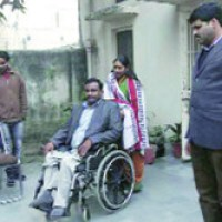 Letter to NHRC  by Disability Rights Activists - Release  G N SaiBaba Now !