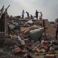 Destitutes On Their Own Land:  Demolitions in Aya Nagar, Delhi