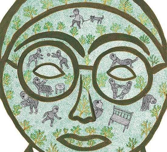ARTWORK: DURGABAI VYAM AND SUBHASH VYAM/BHIMAYANA