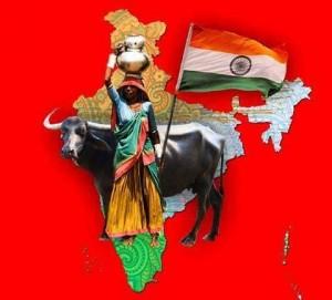 Bharat Mata' by Dr. Lal Ratnakar