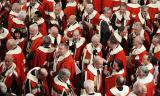 Since 2010, the Lords has bought in 17,000 bottles of champagne, enought for five for every peer.
